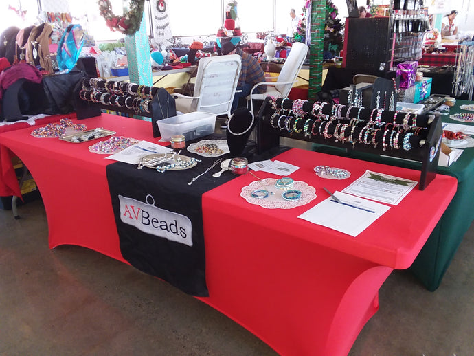 Today at the LDPOA Arts & Crafts Show