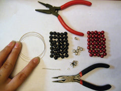 How to Make a 3 Layer Memory Wire Bracelet