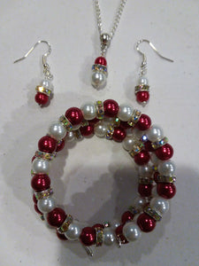 AVBeads Beaded Jewelry Set