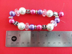 "Mixed Bead Strands 7"" - 8"""