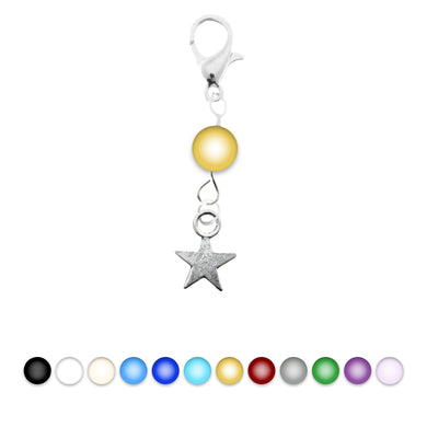 AVBeads Accessory Charm Clips Clip-On Star Charm ACC-21615-A2