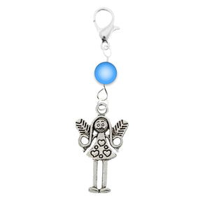 AVBeads Accessory Charms Clips Clip-On Fairy Girl Charm ACC-PS613-A2