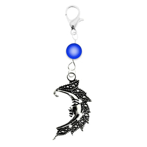 AVBeads Accessory Charm Clips Clip-On Moon Charm ACC-P5567-A2
