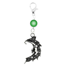 Load image into Gallery viewer, AVBeads Accessory Charm Clips Clip-On Moon Charm ACC-P5567-A2