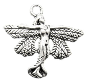 Add a Charm - Metal Charms - Fairy E