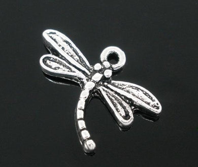 Add a Charm - Metal Charms - Dragonfly