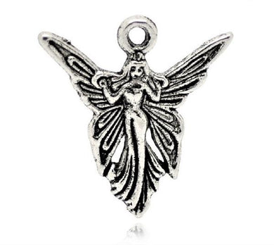 Add a Charm - Metal Charms - Fairy A