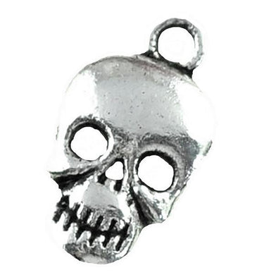 Add a Charm - Metal Charms - Skull Skeleton