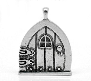 Add a Charm - Large Metal Charms - Fairy Door
