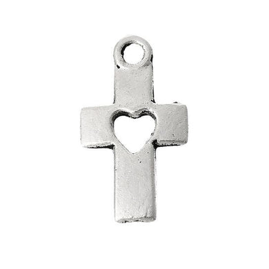 Add a Charm - Metal Charms - Cross A