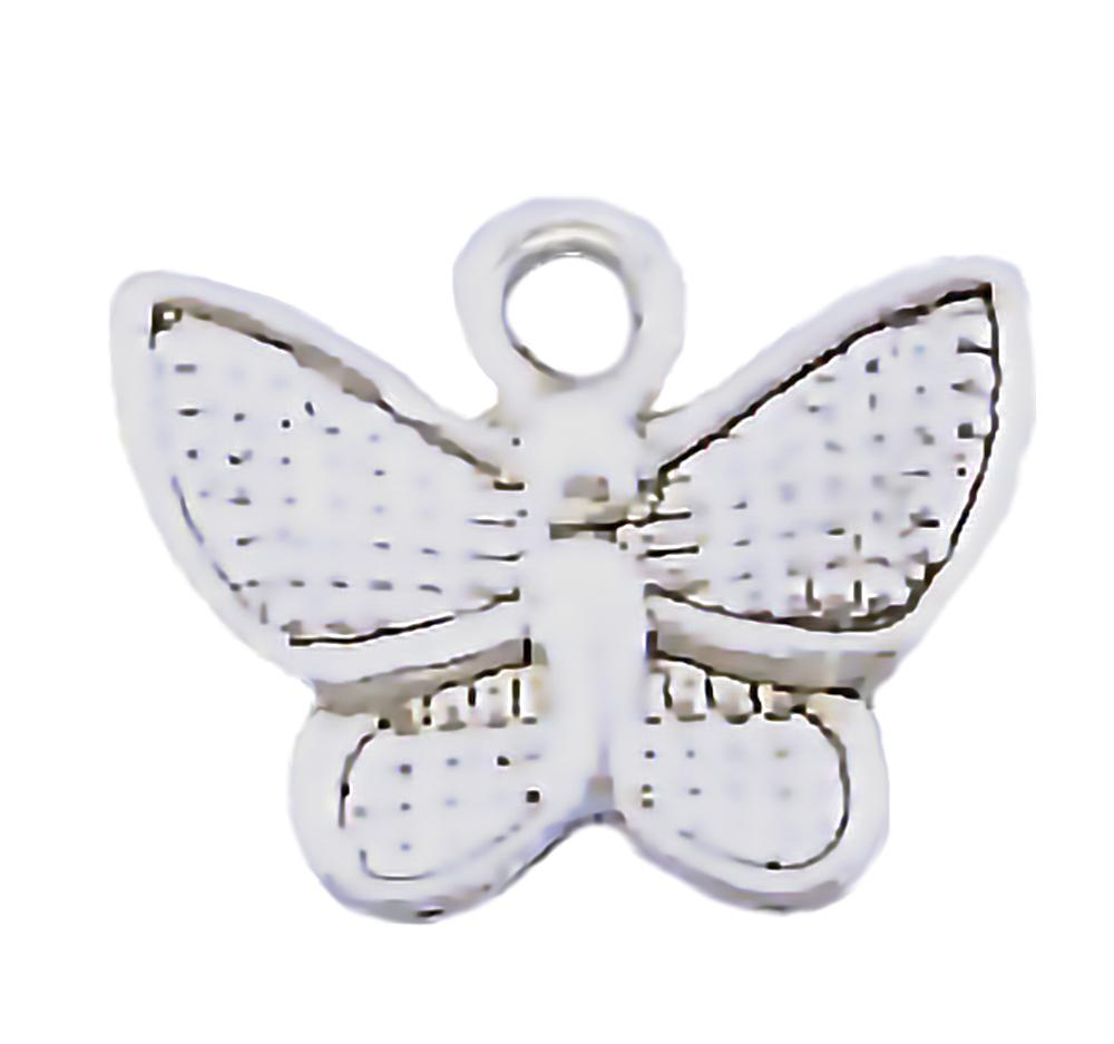 Add a Charm - Metal Charms - Butterfly B