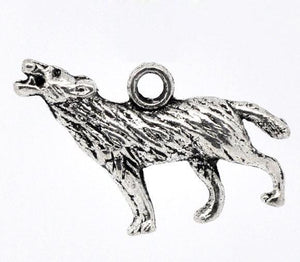 Add a Charm - Metal Charms - Wolf