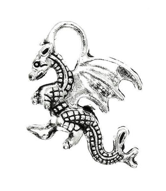 Add a Charm - Metal Charms - Dragon