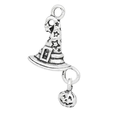 Add a Charm - Metal Charms - Witch Hat