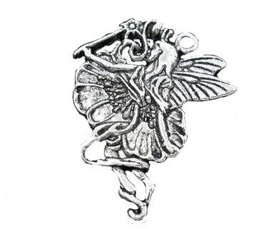 Add a Charm - Large Metal Charms - Fairy A