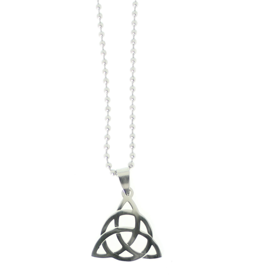AVBeads Jewelry Triquetra Pendant on 24