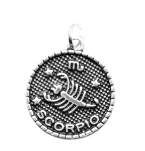 Add a Charm - Metal Charms - Zodiac - Scorpio