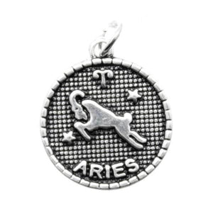 Add a Charm - Metal Charms - Zodiac - Aries