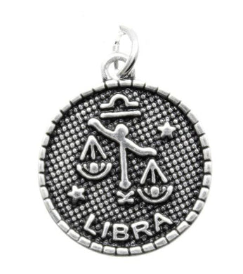Add a Charm - Metal Charms - Zodiac - Libra