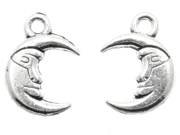 Add a Charm - Metal Charms - Moon C
