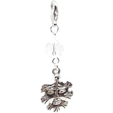 Load image into Gallery viewer, AVBeads Clip-On Charms Greenman Charm 35mm x 15mm Silver JWLCC32454