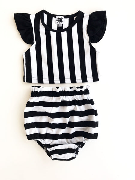 Stripey Lady set