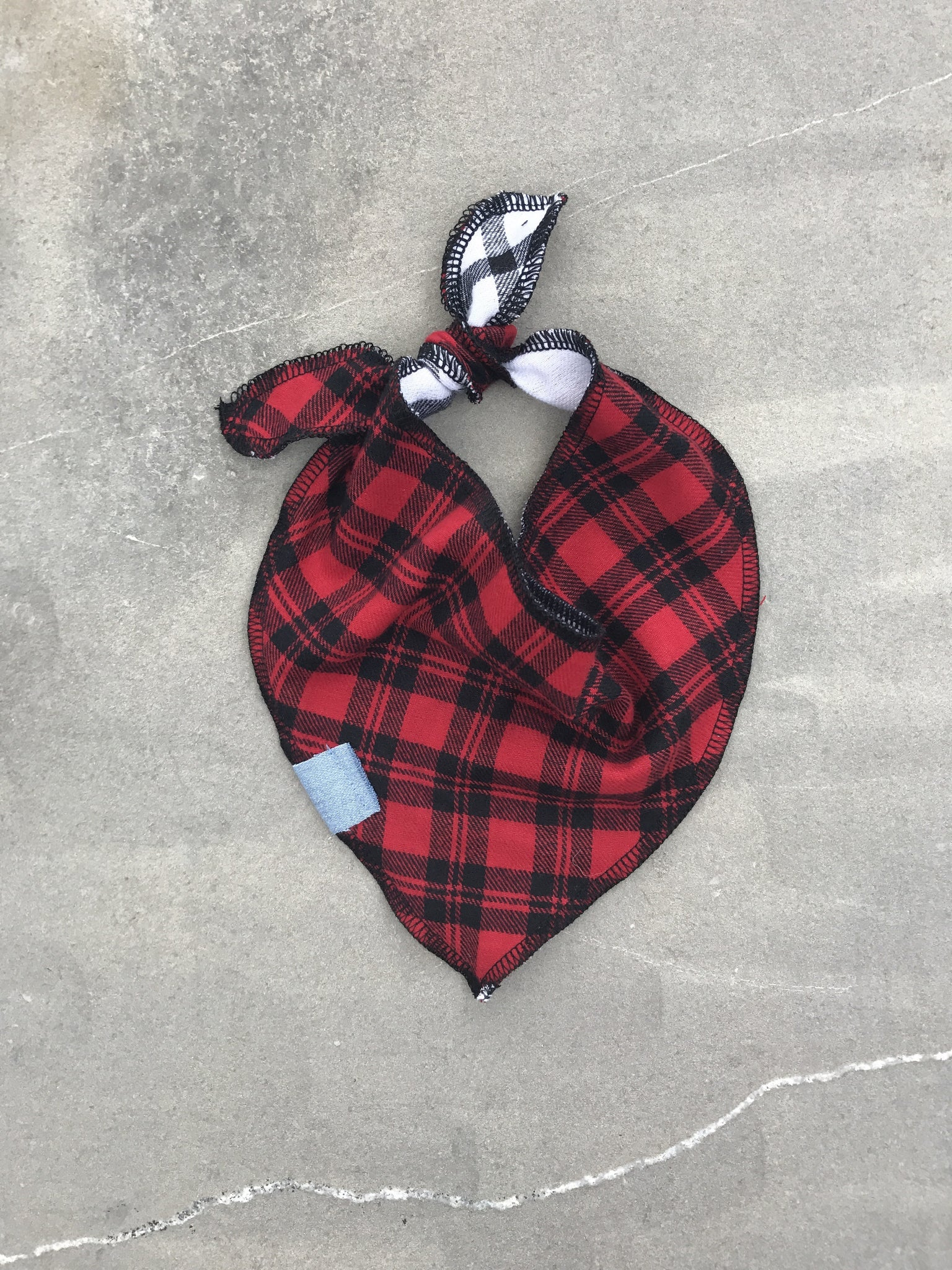White Red Plaid PetDana® by iKid