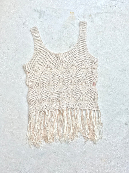 Autumn Fringe top