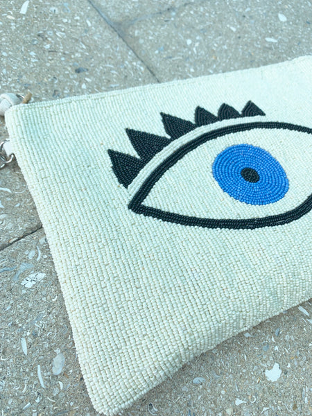 Eye on you bag