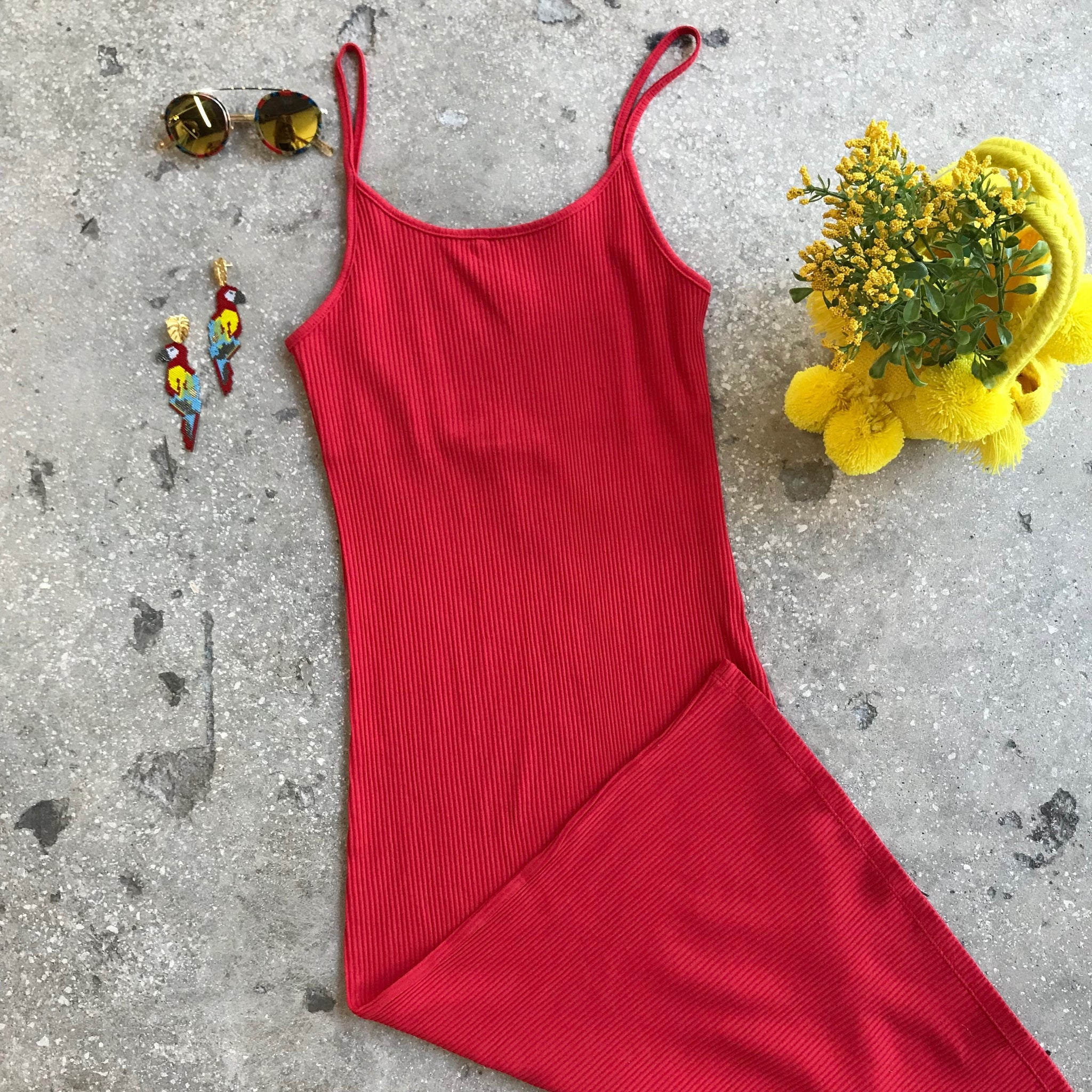 Tasha Tank dress
