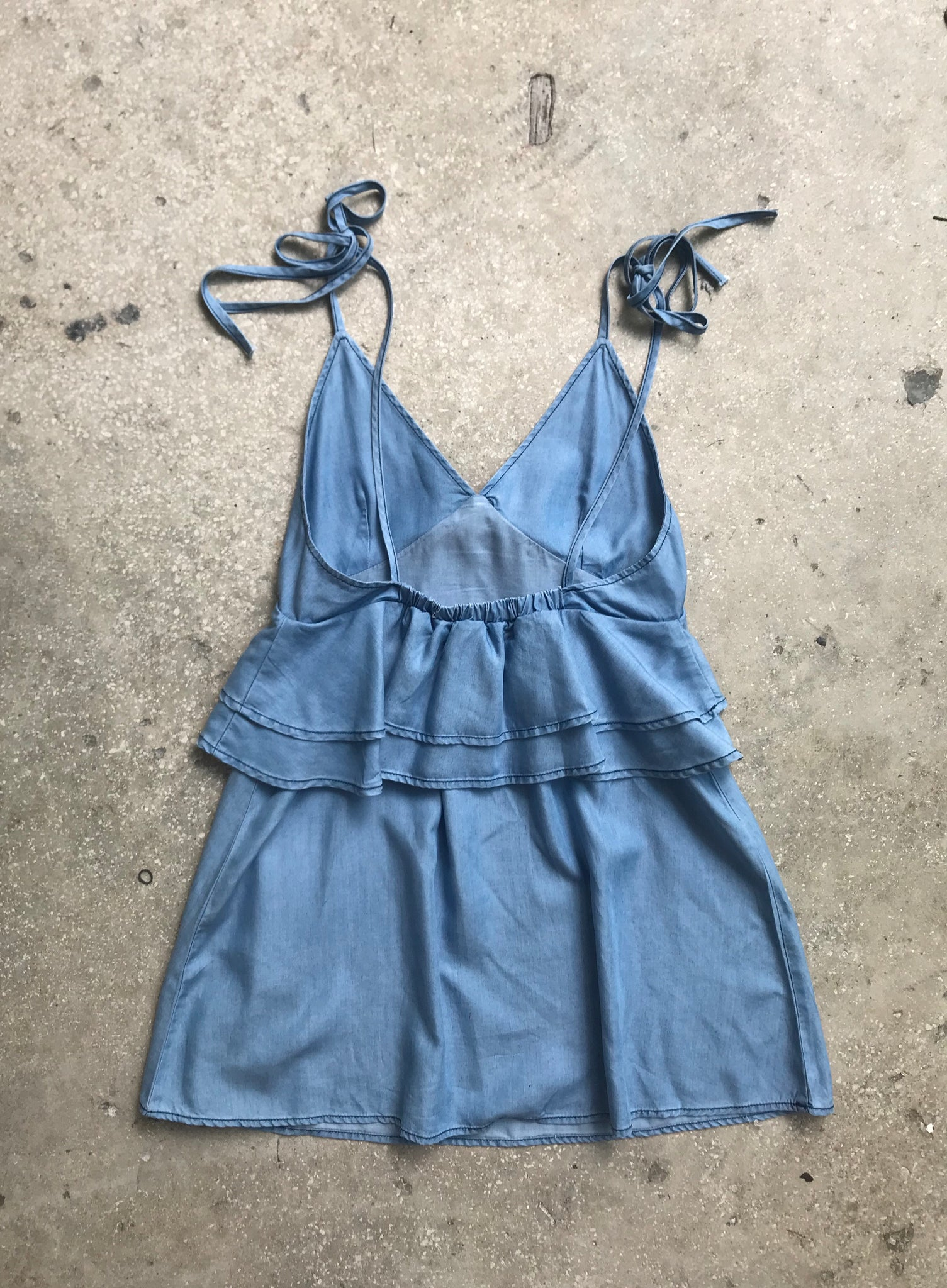 Desi Denim dress