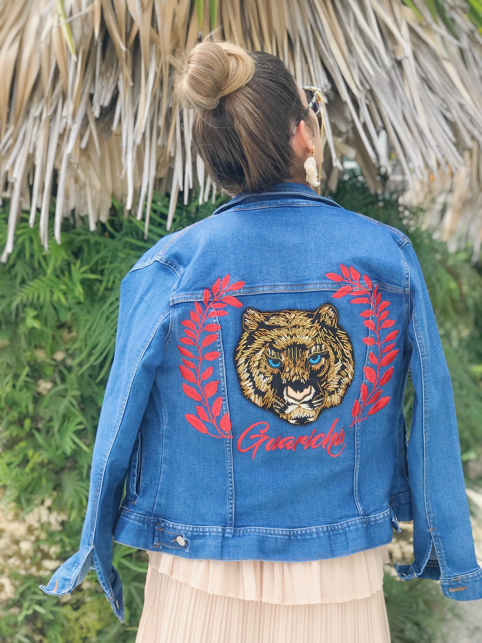 Guaricha Jean Jacket