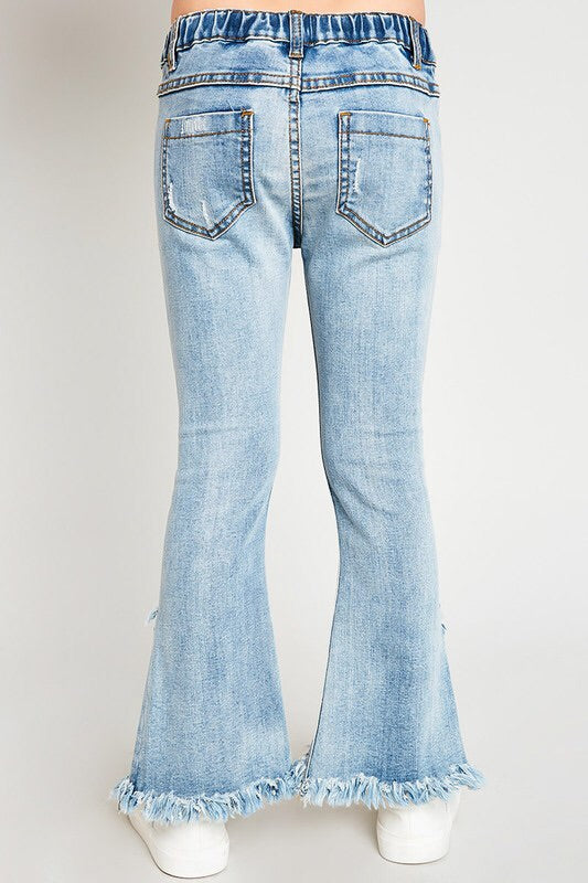Tera Flare Jeans (girls)