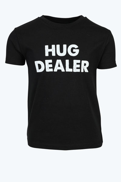 Hug Dealer - Round Neck Boy Tee