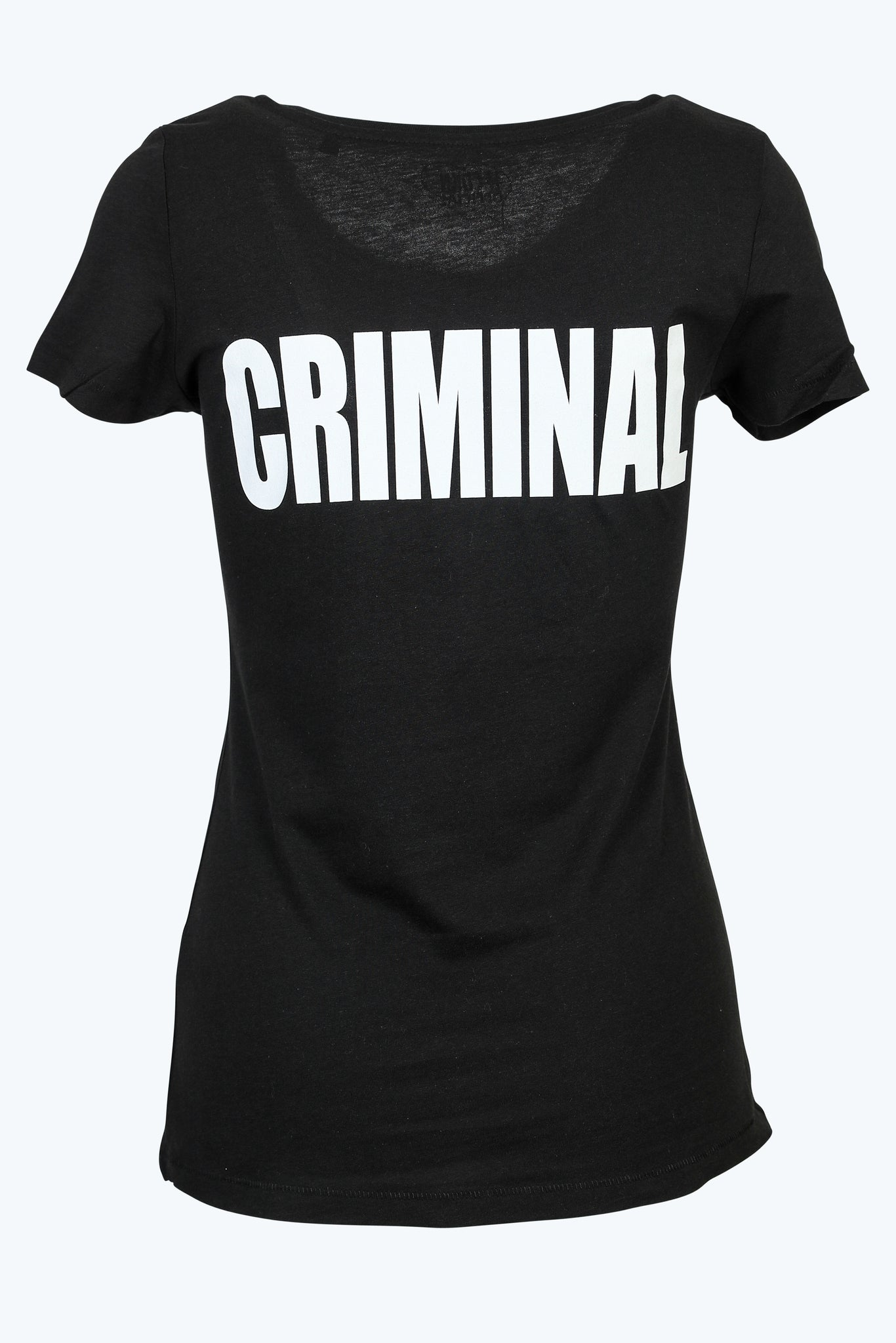 Smooth Criminal - Scoop Neck Tee