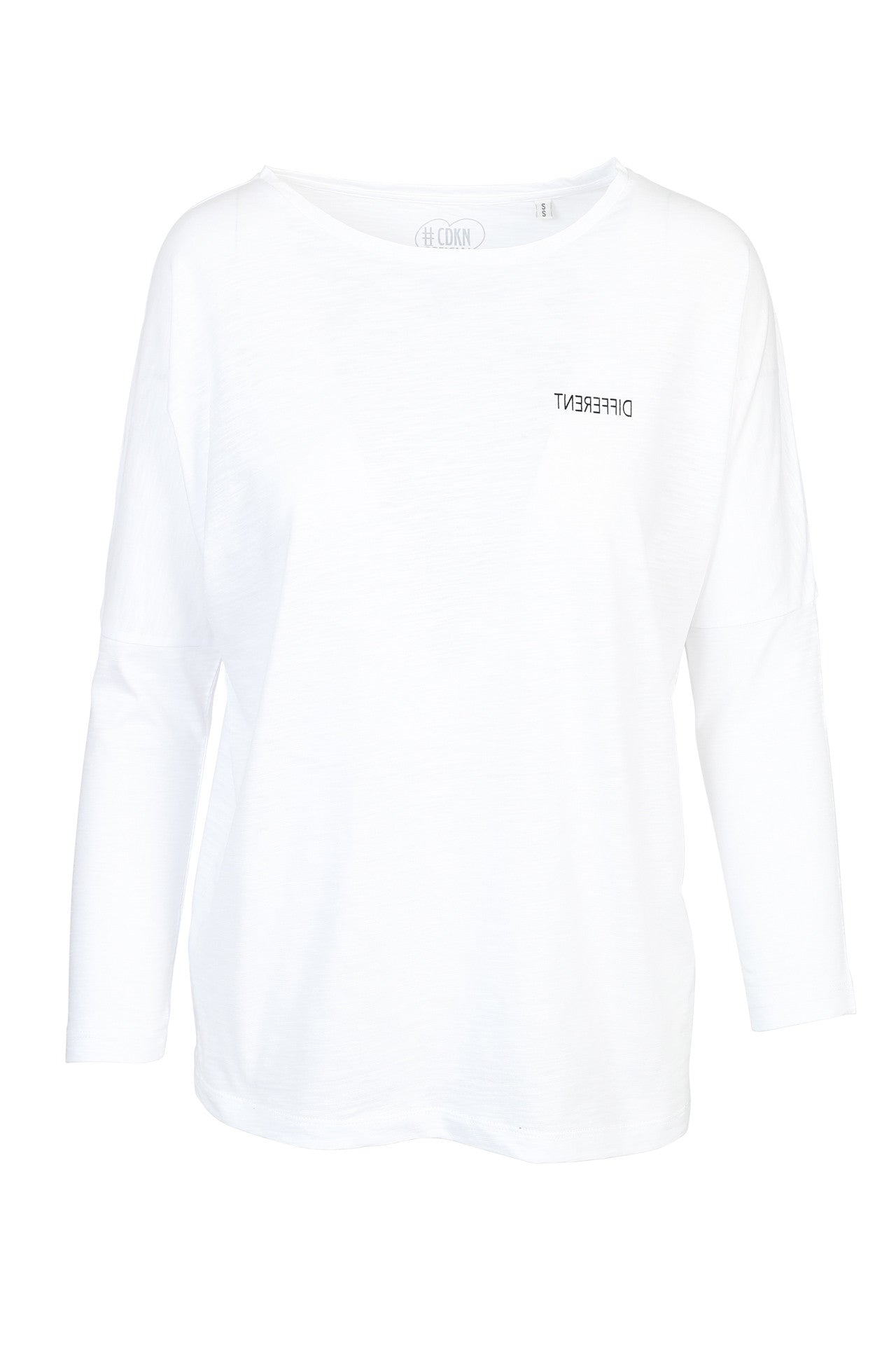 Different - Dropped shoulder tee