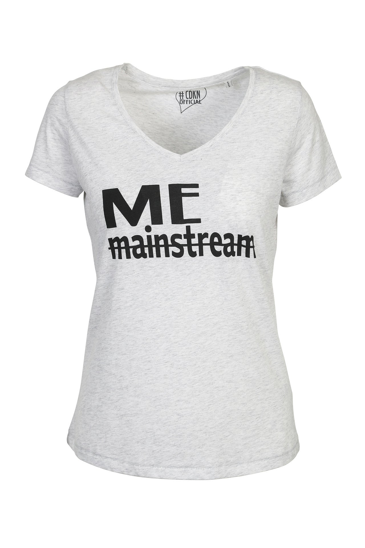 Me -mainstream-- V-neck Tee