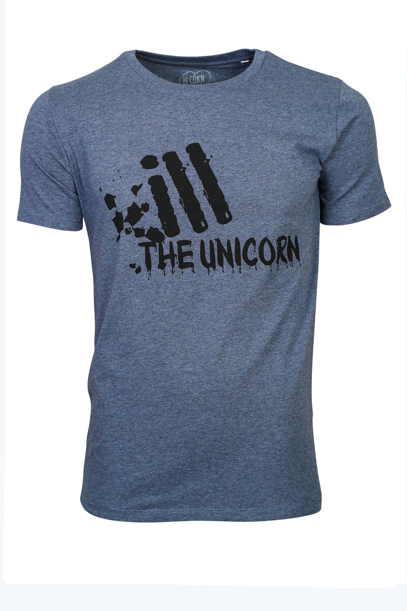 Kill the Unicorn - Round Neck Tee
