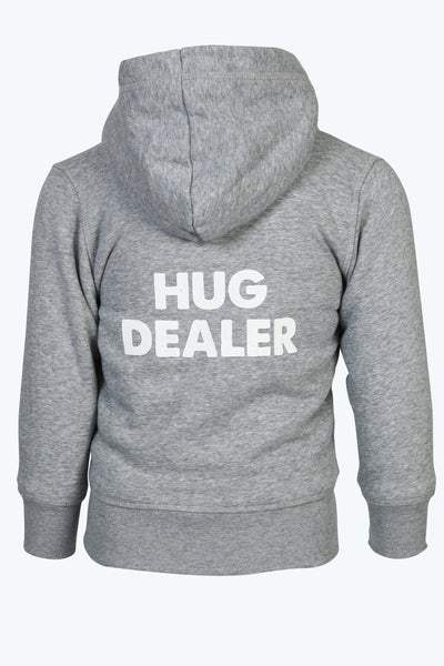 Hug Dealer - Sherpa Zip Hoodie Kids - SOLD OUT > PRE ORDER