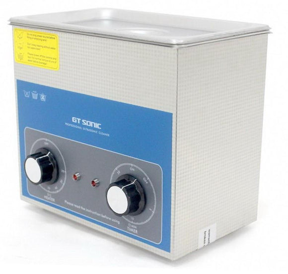 Analogue ultrasonic cleaners