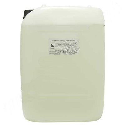 Ultrasonic carburettor cleaning fluid (25 Litre)