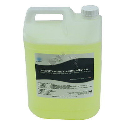 BIOX Ultrasonic Cleaner Fluid