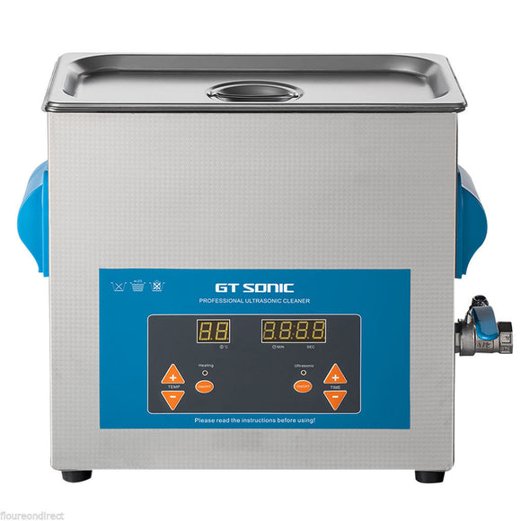 Ultrasonic Cleaner digital 6 L