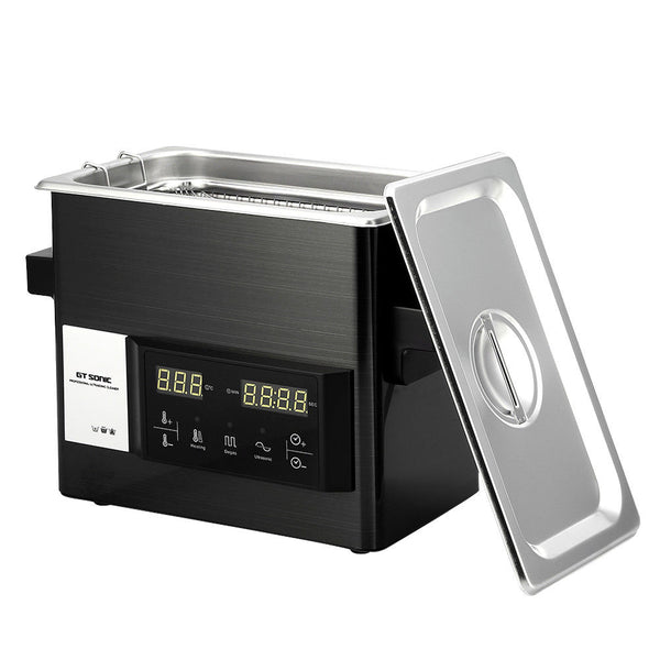 Ultrasonic Cleaner Professional with touch screen and degassing (3 L)
