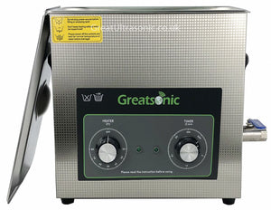 Ultrasonic Cleaner Dental UK  / Dentist - Professional (6 Litre)