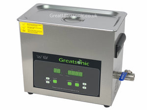 ultrasonic cleaner for dental instruments