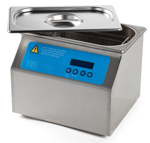 Ultrasonic Cleaner (2.5 L) HTM 01-05 compliant
