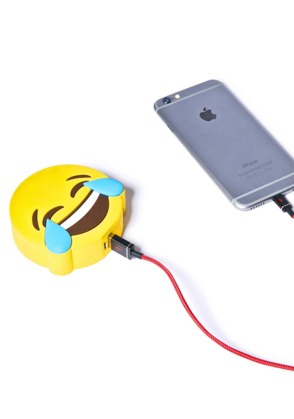 Emoji Power Bank Portable Charger