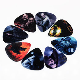 Lord of The Rings Guitar Picks - 10pcs/set
