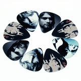 Nirvana Guitar Picks - 10pcs/set